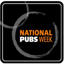 [National Pubs Week logo]