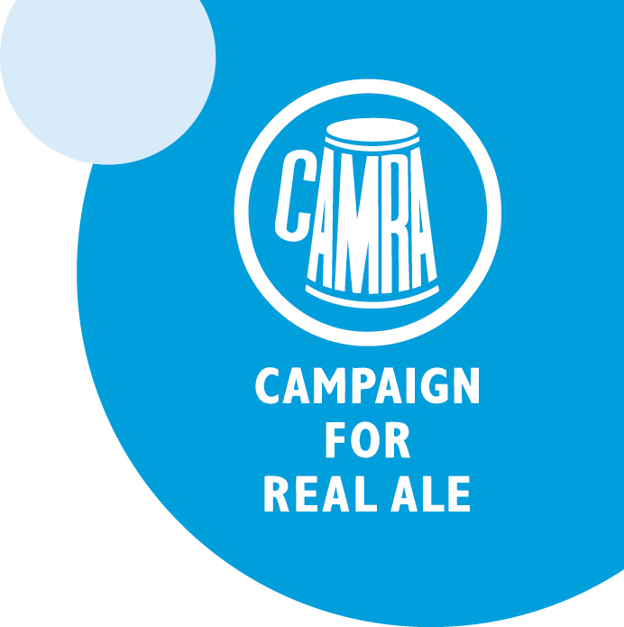 [Campaign for Real Ale logo © CAMRA]